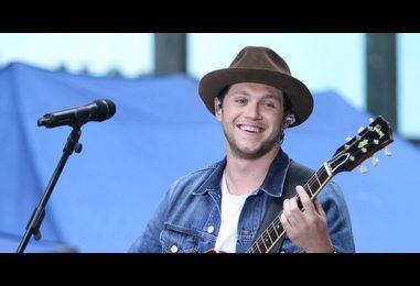 Niall Horan dedicates Today Show performance to Manchester bombing victims
