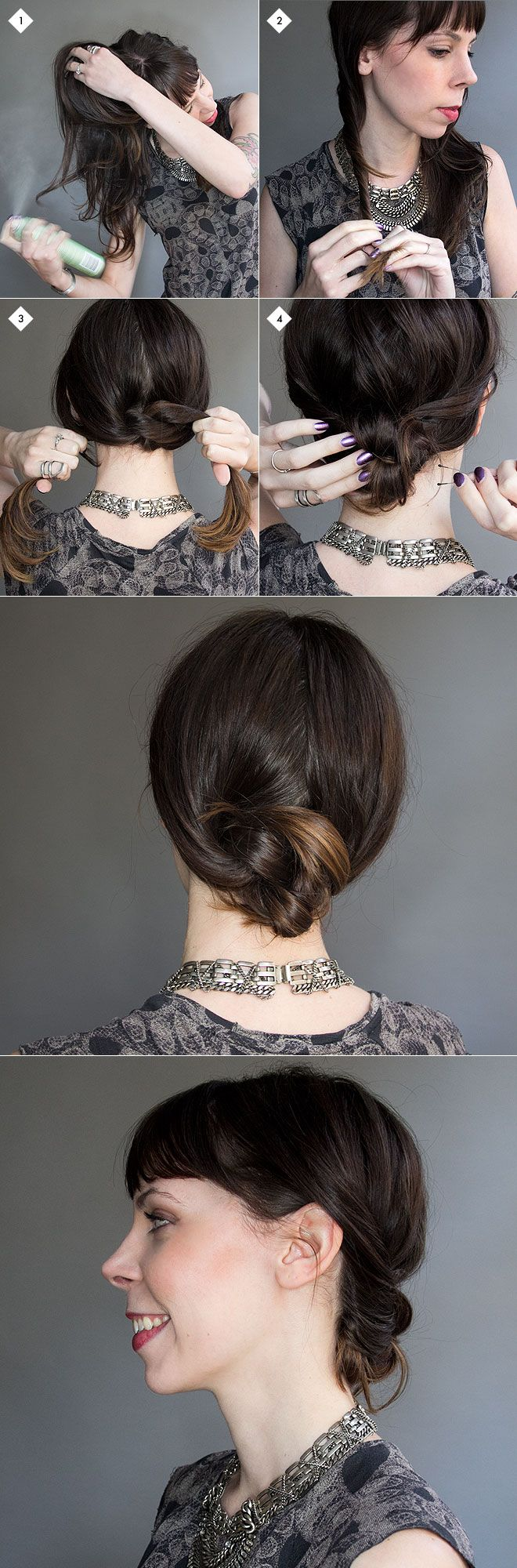best corte pelo images on pinterest beautiful women change and