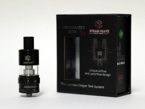 The next iteration of the Aromamizer is here! The SC201 Aromamizer retains most of its original features such as a removable velocity deck, bottom liquid feed, generous airflow, and 6mL liquid capacity. #Vape #eliquid #vapelife #vapor #eciggarette #vapeporn #e-liquid #vapelyfe #ejuice #RBA #coilporn #buildlife