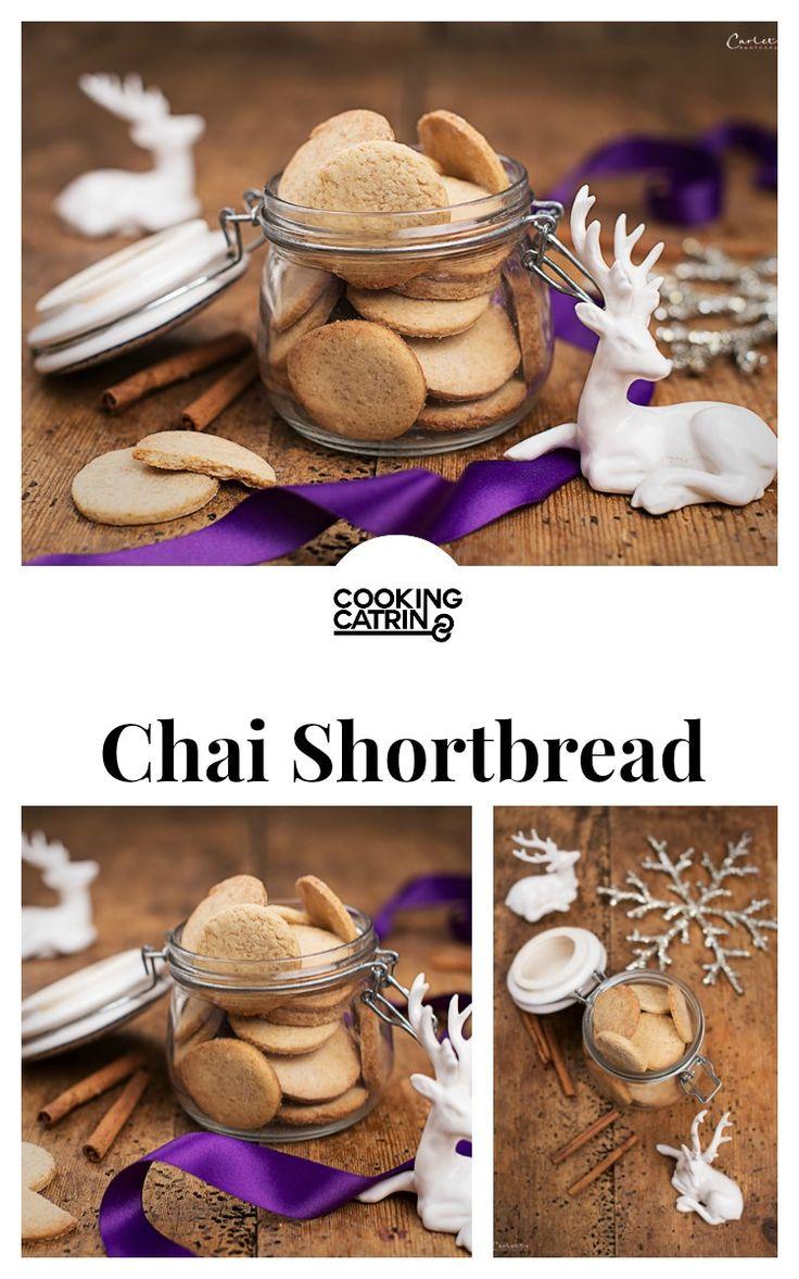 Weihnachten, Kekse, Weihnachtskekse, Chai cookies, Chai shortbread, traditional recipe, traditionelles Rezept, Keks Rezept, cookie recipe, christmas, weihnachten...http://www.cookingcatrin.at/chai-shortbread/