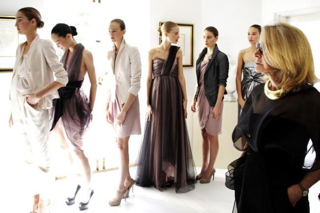 Australian Fashion Designer - Carla Zampatti Absolute Fashion Photography
