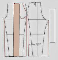 patrón pantalón palazzo