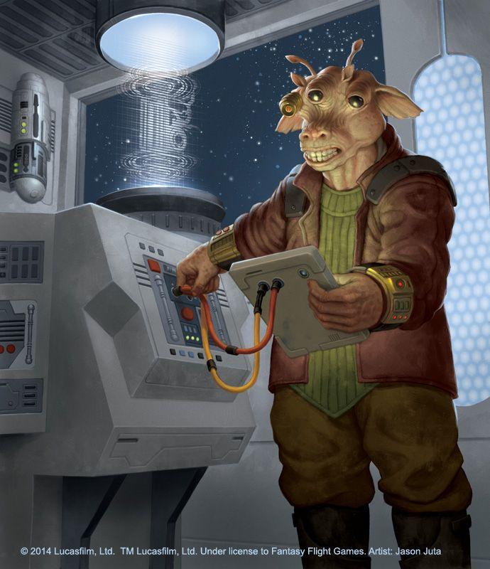 Art for the Star Wars RPG! © 2013 Lucasfilm, Ltd. TM Lucasfilm, Ltd. Under license to Fantasy Flight Games.