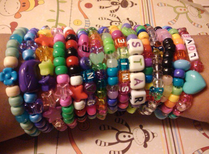 Kandi Pony Beads And Rave: 140 Best Images About Kandi Bracelets On Pinterest