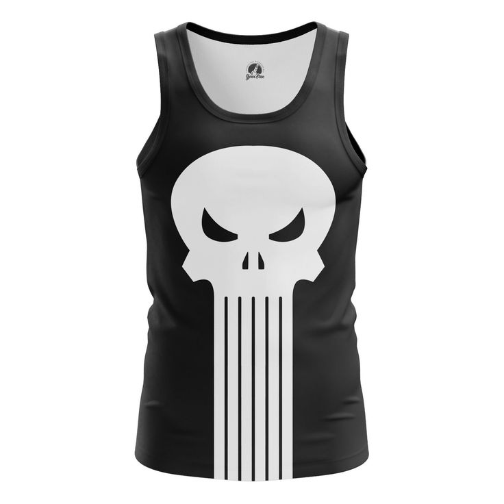 Stunning Mens Tank Punisher logo   – Search tags:  #boysshirts #boystanks #buyMarvelaustralia #buyMarvelcanada #buymarvelitems #buyMarveluk #Marvelclothesmaletank #Marvelcollectibles #Marvelmerch #marvelmerchandise #Marveltshirts #Marveltoys #marveltshirt #Punisheraustralia #Punishercanada