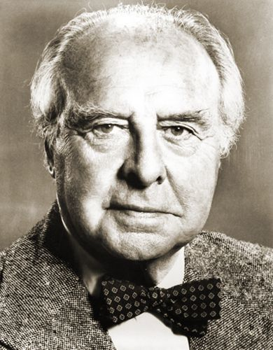 John Houseman.  They make money the old fashioned way--they uhhhrn it!