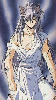 Youko Kurama - Yu Yu Hakusho (Fox Demon Thief)