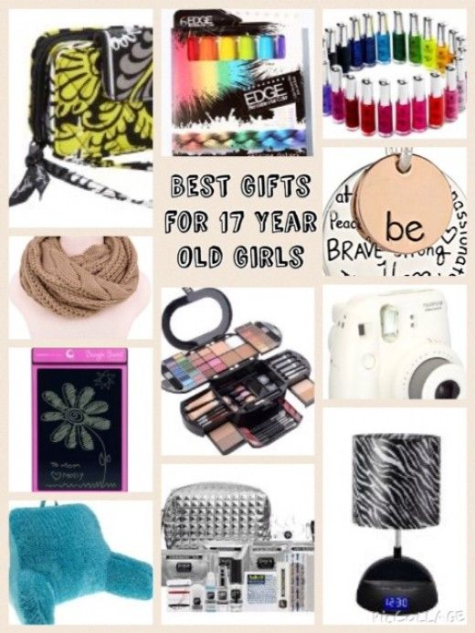Best Gifts For 17 Year Old Girls  2016 trends, Originals and Year old