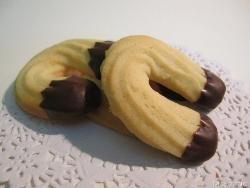 » Biscotti di frolla montata - Misya