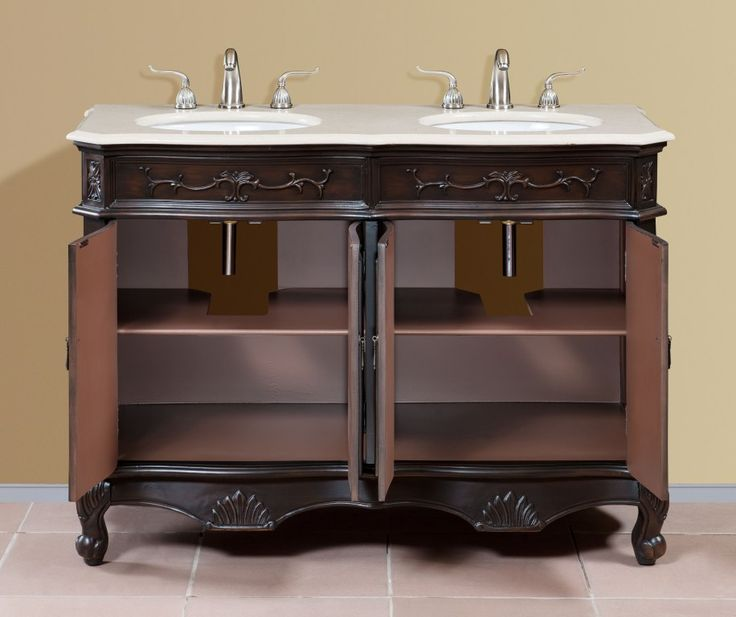 Best 25 Wooden Bathroom Vanity Ideas On Pinterest: Best 25+ Open Bathroom Vanity Ideas On Pinterest
