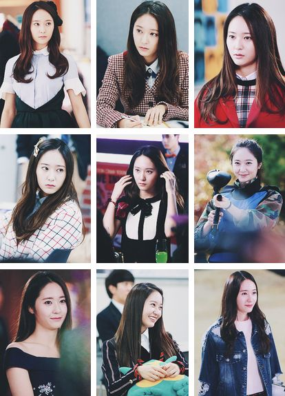 Krystal Jung as Lee Bo Na ♡ #Kdrama // The #HEIRS.