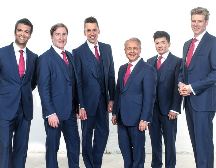 Acclaimed for their life-affirming virtuosity and irresistible charm, THE KING'S SINGERS are in global demand. We welcome them back to our stage on Sunday, November 22, 2015. Tickets: 678-466-4200.