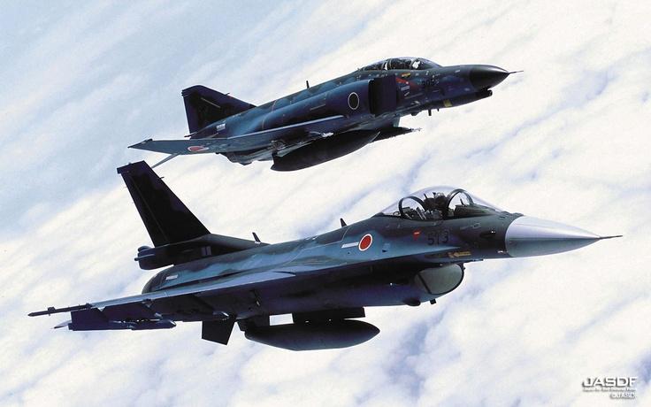 JASDF F-2 and F-4EJ                                                                                                                                                                                 もっと見る
