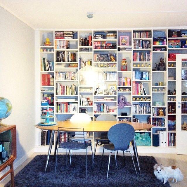 En blogg om å bygge hus, interiør og å flytte ut av Oslo.