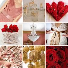 zenadiadesign.com/blog  #red#pink,wedding colors