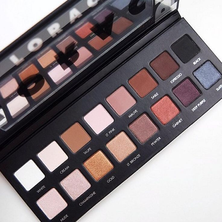 The possibilities are endless with LORAC's PRO palette. Via @sam_flockhart