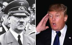 Holocaust survivors remember how Hitler came to power. They say they see too many comparisons between Donald Trump and Adolf Hitler. The survivors fear Trump like they did Hitler for his message of hate. They say if he becomes president it will be a disaster for US.