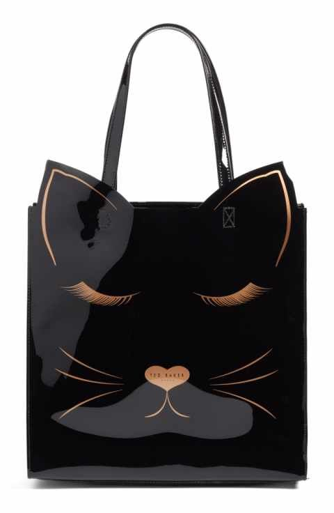 fe69749e8f6819 Ted Baker London Large Catcon Tote