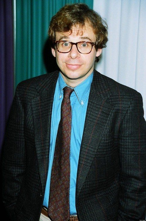 And those magical, sparkling eyes! | Definitive Proof That Young Rick Moranis Was The Sexiest