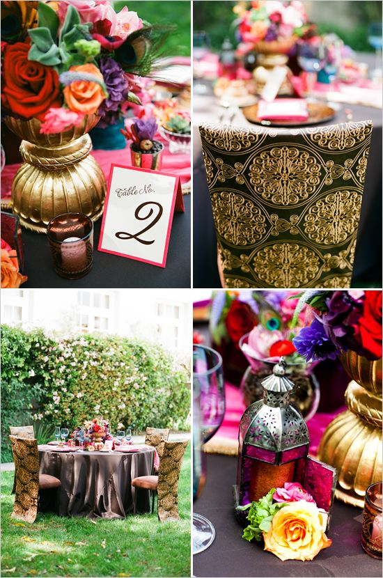 glamerous wedding ideas #Events by Heather Ham and Picotte Weddings