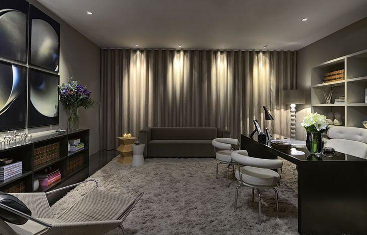 CJC Residential Interiors   Ideal House Show 2006   Office   by Cristina Jorge de Carvalho Interior Design