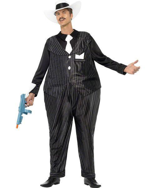 Naamiaisasu; Paksu Gangsteri | Naamiaismaailma