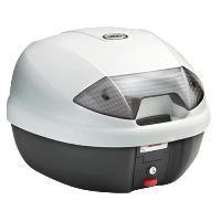 Βαλίτσα KAPPA K30 Monolock System άσπρη ματ 30 λιτ.