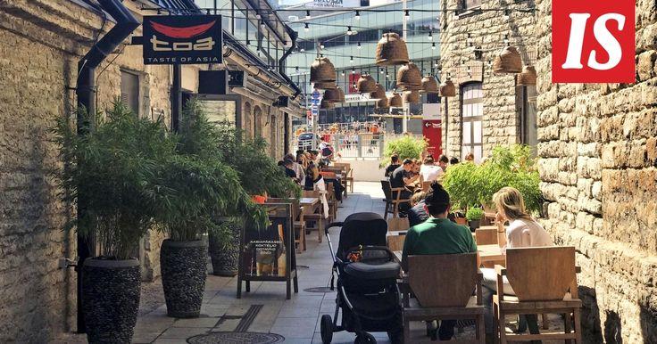 Syksyn helpoin lomakohde Tallinna on jälleen kasvattanut ravintola- ja sisustustarjontaansa.