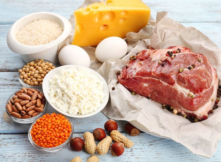 Weight gain and bad breath are effects of eating too much protein. Find out how much protein you should eat for weight loss.