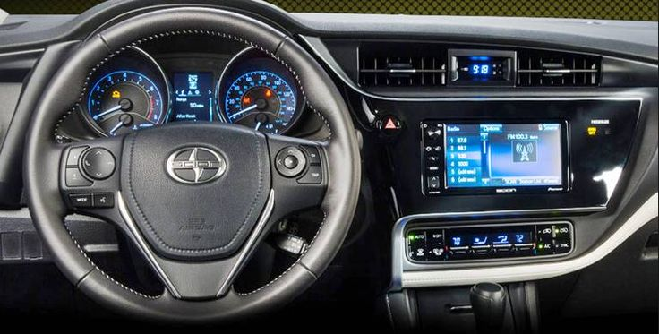 2018 Scion XD New Feature