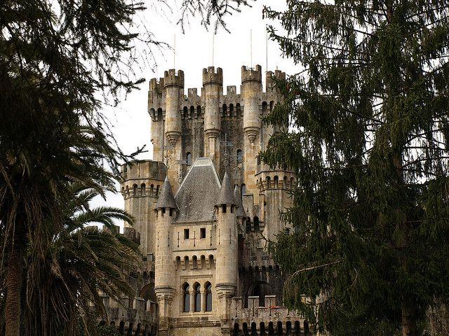 10 castillos que parecen de cuento en España