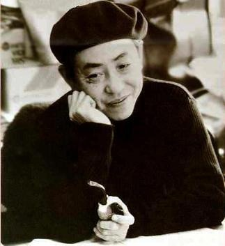 Fujiko F. Fujio, the creator of Doraemon 藤子・F・不二雄