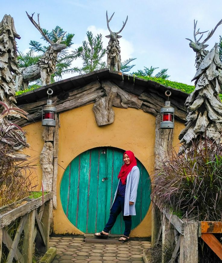 Farmhouse susu lembang, bandung by @vidyaayuu