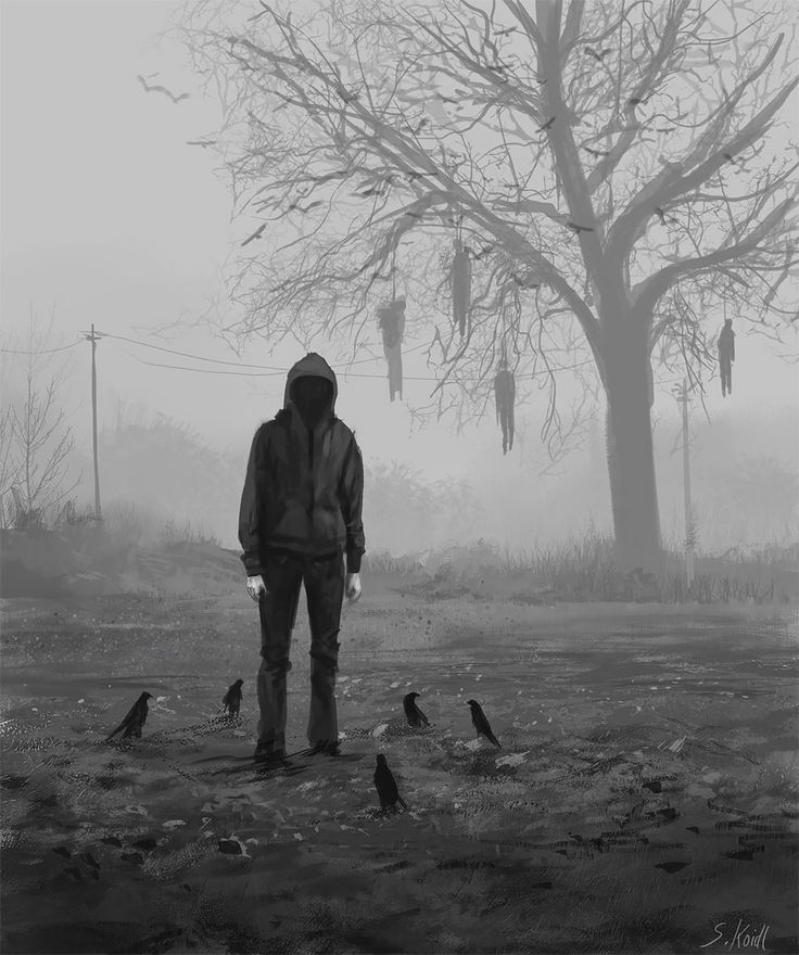 """""""Welcome To The Mystically Beautiful World Of Your Nightmares"""": The Superb Digital Art By Stefan Koidl"""