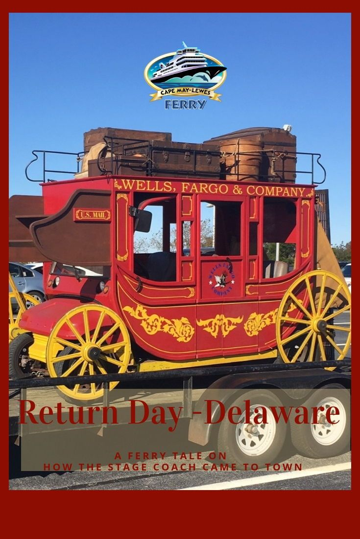 How Return Day Became A Special Delaware Bi Annual State Holiday State Holidays Cape May Fall Travel