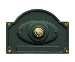 FerramentaOnline SHOP: Campanello a pulsante ottone verniciato ghisa