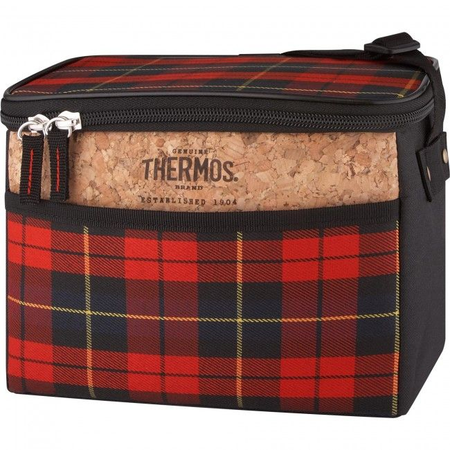 Bring your lunch to work or a few cold cans to the beach with a Thermos Heritage Lunch Bag.