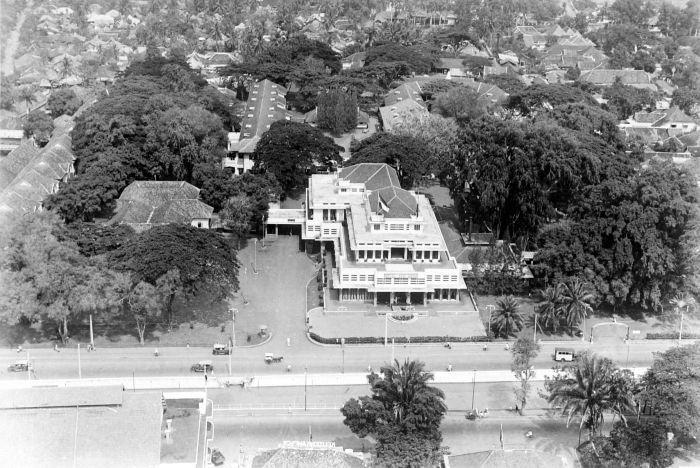 Hotel des Indes - Weltevreden, Jakarta, 1931