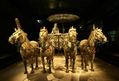 Qin Shi Huang Di In Modern Media History Essay