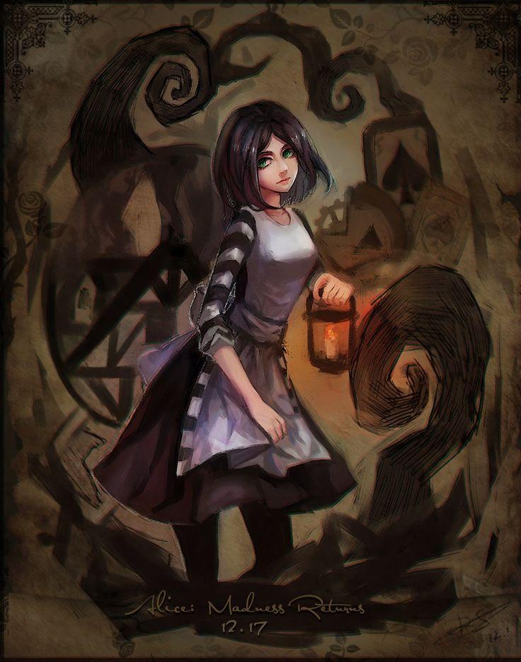 Alice Madness Returns, Alice Liddell
