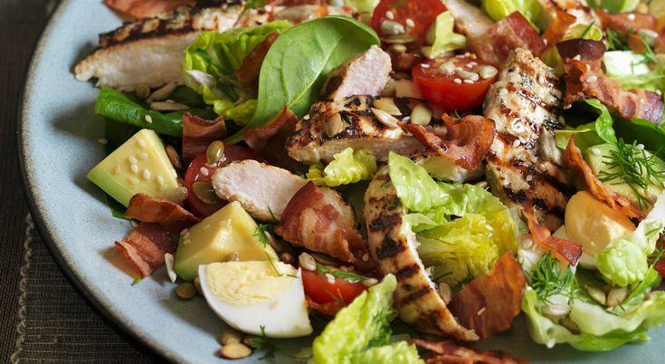 Come condire l'insalata senza olio, tutti i trucchi.    #LeIdeediAIA #AIA #olio #ricette #cucina #cucinare #food #foodie #eat #insalata #agrumi #pollo #tacchino #arance #senape #tasty #healty