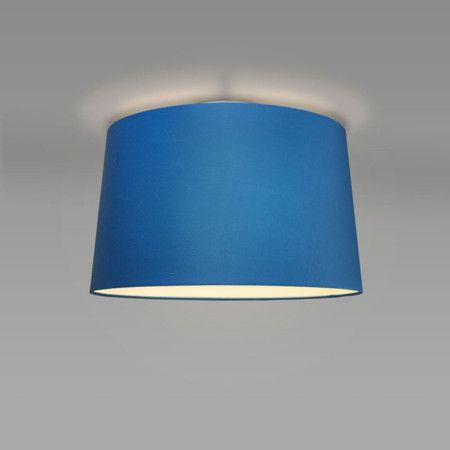 Plafon Ton 50 okrągły niebieski