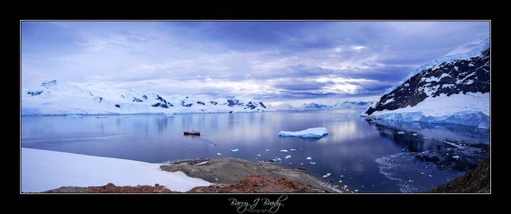Neko Harbour Antarctica, officially landed on Antarctica soil...