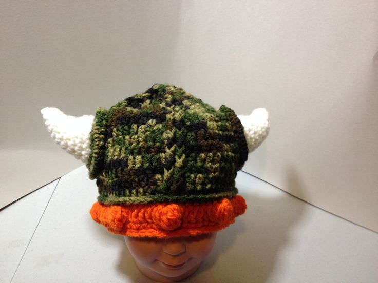 Viking hat found on: https://www.facebook.com/sistersofthehook