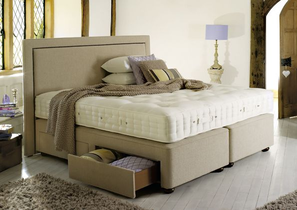 Hoopers Selection of beds available in Tunbridge Wells Hypnos Bed