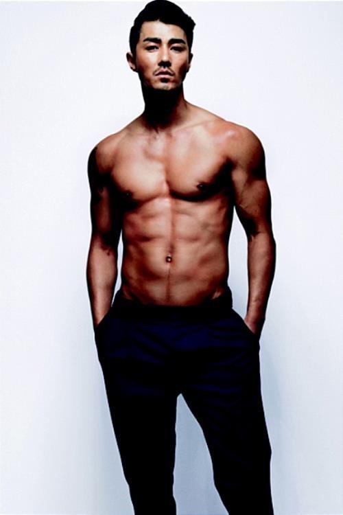 Cha Seung Won...omg... Hommes Sept 2012