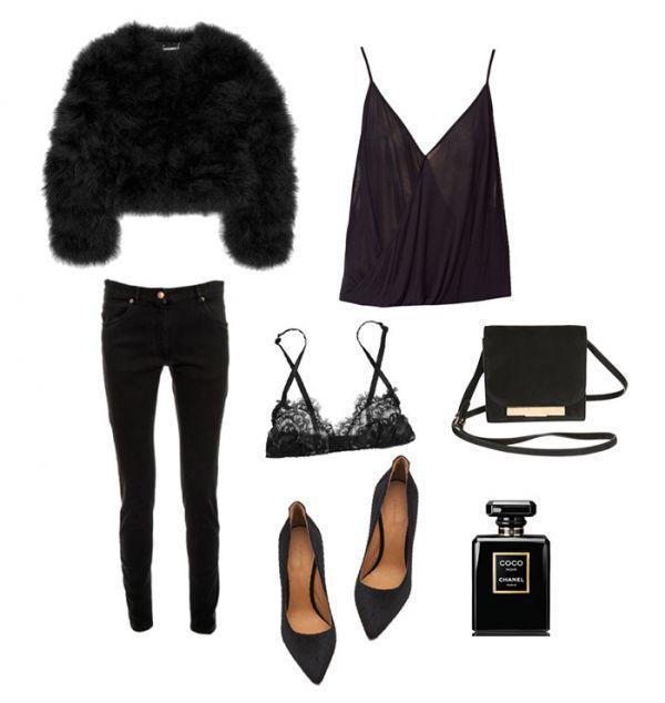 all black essentials