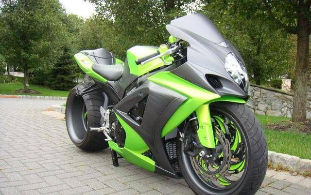2008 Suzuki GSX R Custom Ransom FOR SALE from Toms River New ...