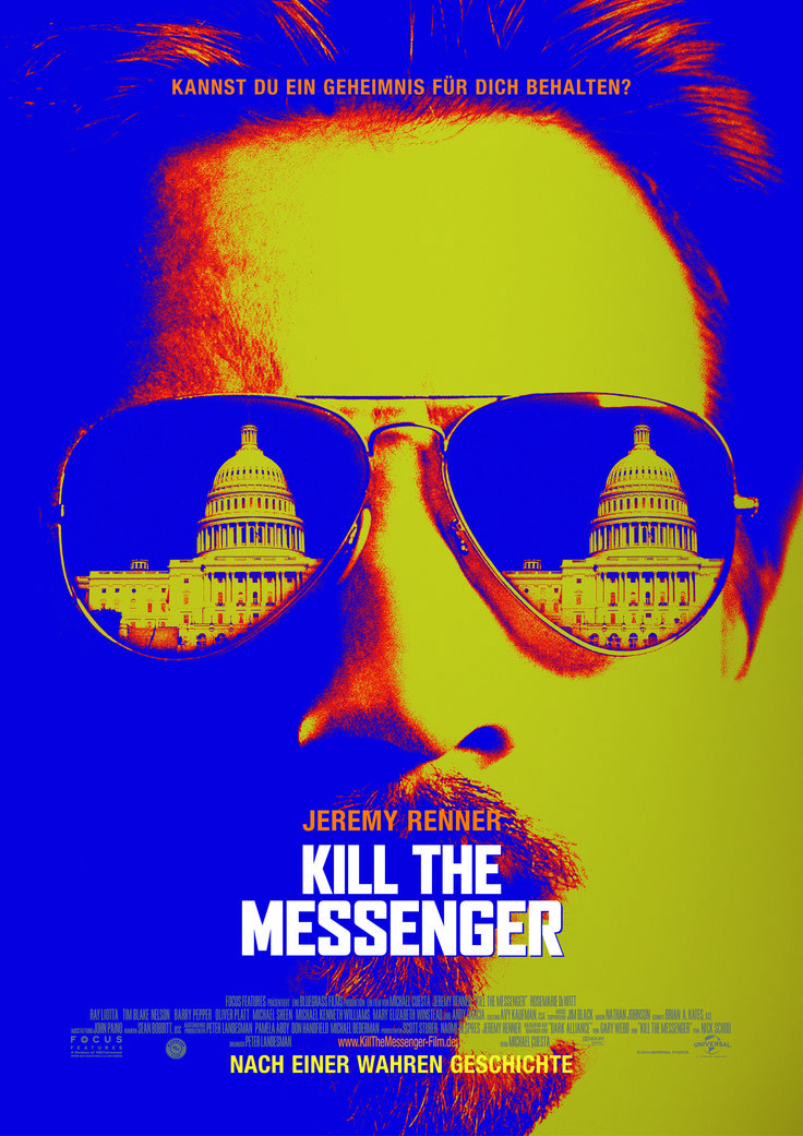 Kill the Messenger - erster Trailer zum Thriller des Dexter Regisseurs - http://www.horror-news.com/kill-the-messenger-erster-trailer-zum-thriller-des-dexter-regisseurs/