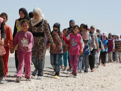 an analysis of the idea that syrian refugees are a threat to the country As a result of that extensive process, only around 2,000 syrian refugees have been resettled in the us since its civil war broke out in 2011—a much lower number than many previous refugee crises the obama administration wants to accept at least 10,000 more in 2016, but even that might be too much for the bureaucracy to handle.